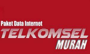Jual Paket Data Telkomsel Murah