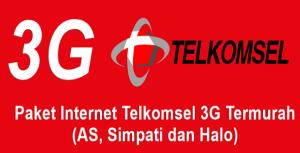 Jual Paket Internet Telkomsel