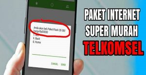Jual Paket Internet Telkomsel Murah