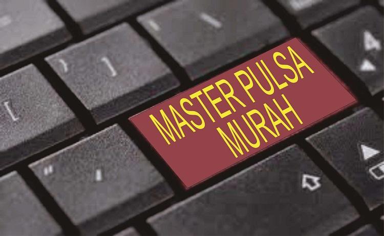 MASTER PULSA MURAH
