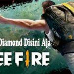 Beli Diamond Free Fire Pakai Pulsa Murah