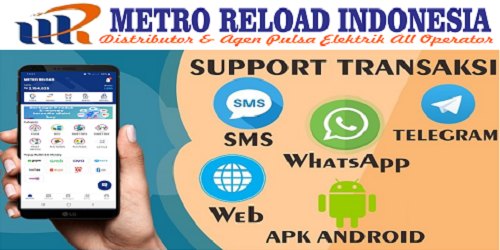 METRO RELOAD INDONESIA